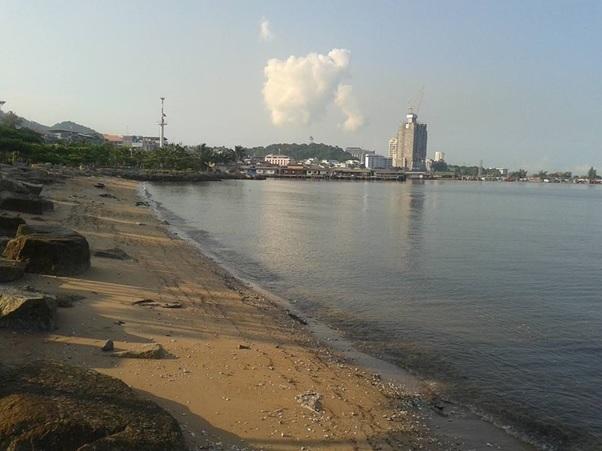 大きい日本人コミュニティがあるタイ東部のシーララチャ