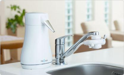 うさぎの飲み水にも使える!水素水が作れる浄水器