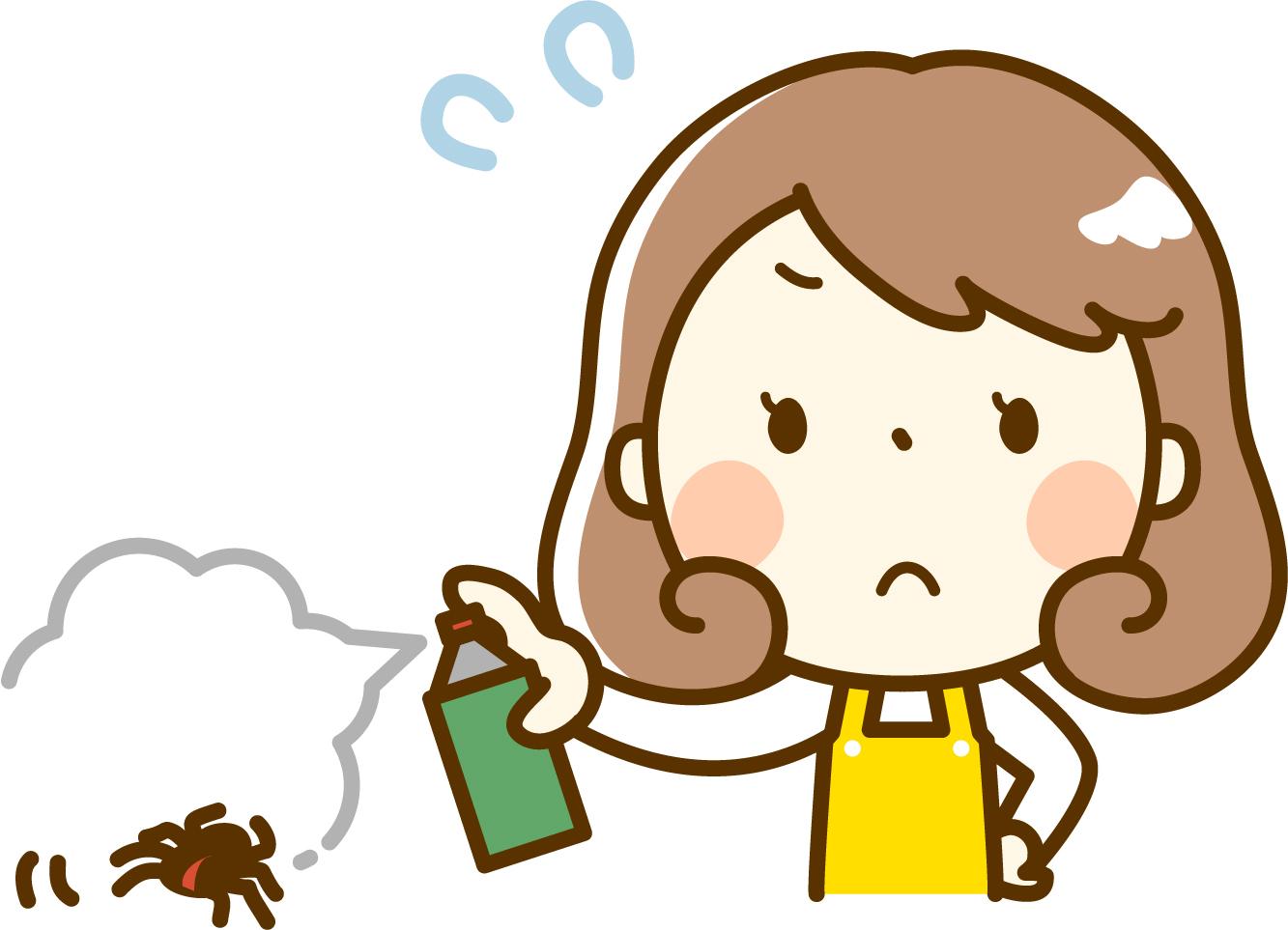 夏はゴキブリ対策も重要!うさぎのための害虫駆除