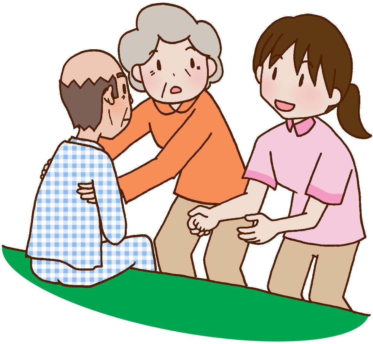 老人ホームでの救急搬送体験【老人ホームの派遣看護師】