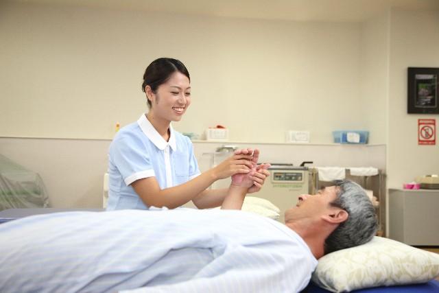 リハビリ科の看護師の業務、役割について